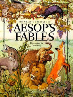 Aesop's Fable Book