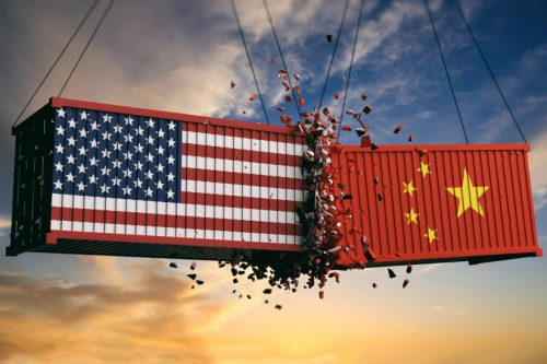 US-China-trade-war-containers